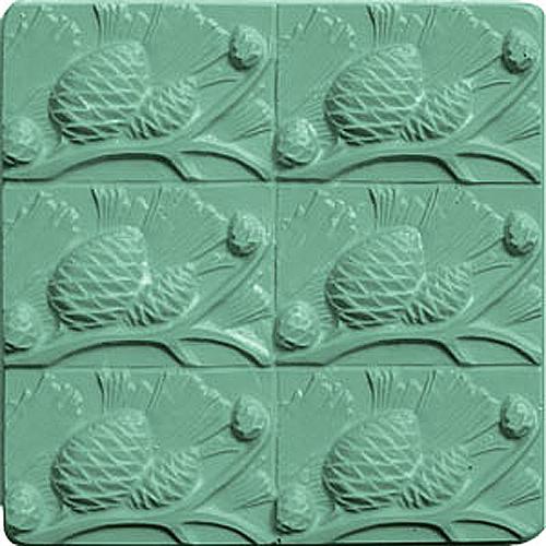 Pine Cone Tray Mold