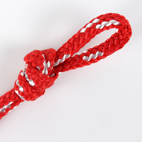 Candy Stripe Red Soap Rope