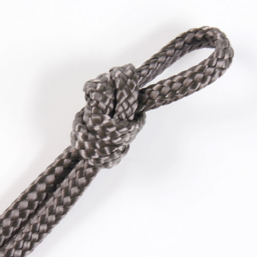 Dark Silver Soap Rope