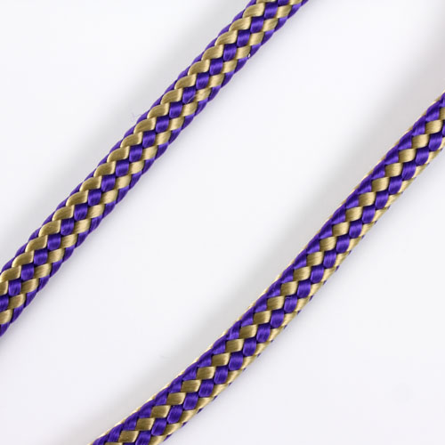 Purple and Gold Soap Rope