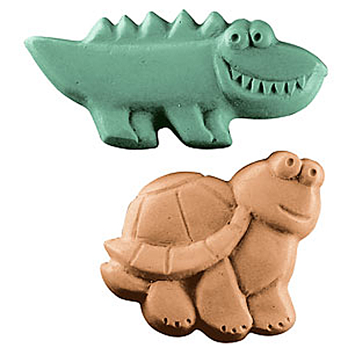 Reptiles Mold