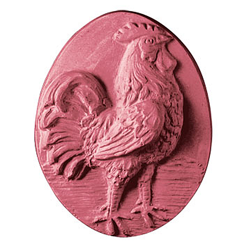 Rooster Mold