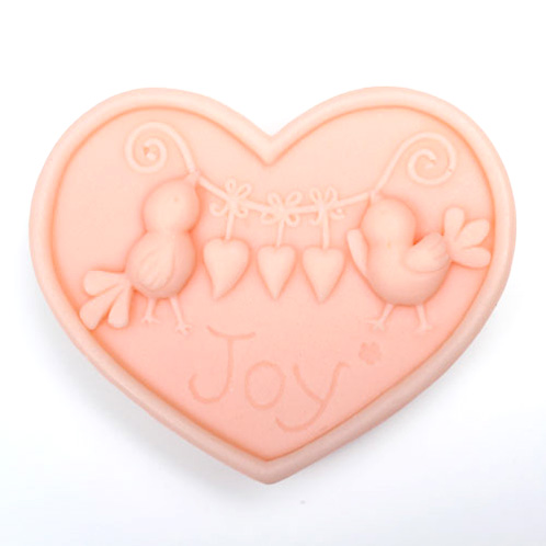 Kudos Joy Birds Silicone Mold
