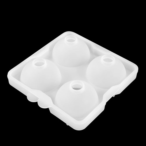 4 Sphere Silicone Mold