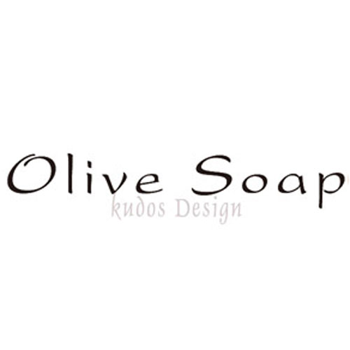 Modern Olive Soap Stamp 