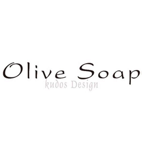 Modern Olive Soap Stamp