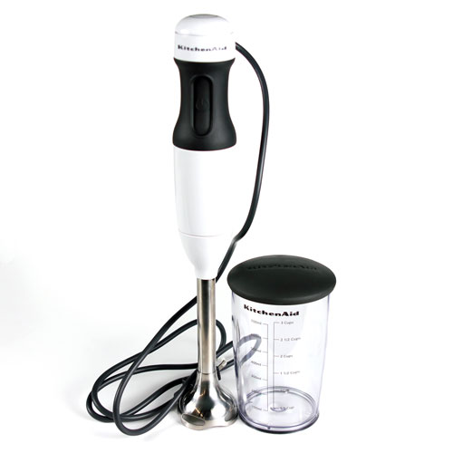 White Stick Blender