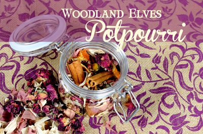 Make your own handmade Potpourri