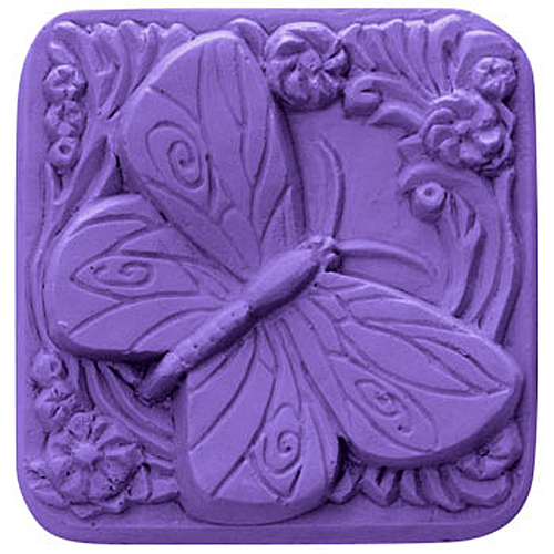 Square Butterfly Mold