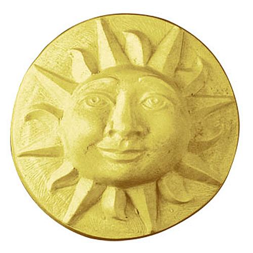 Sun Face Mold