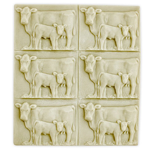Cow & Calf Tray Mold