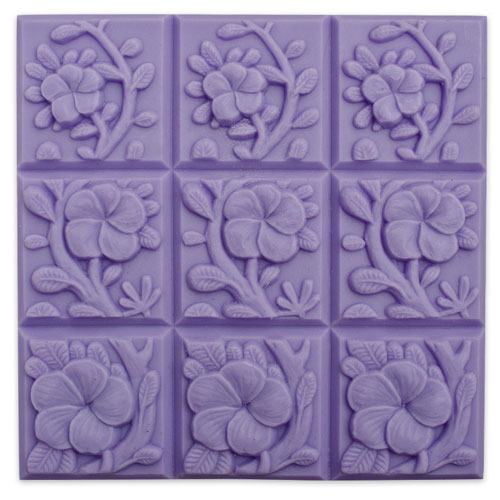 Tropical Vine Tray Mold