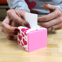 how to wrap your cube soap