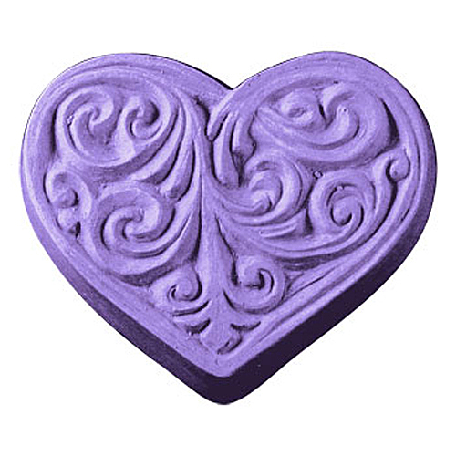 Victorian Heart Mold