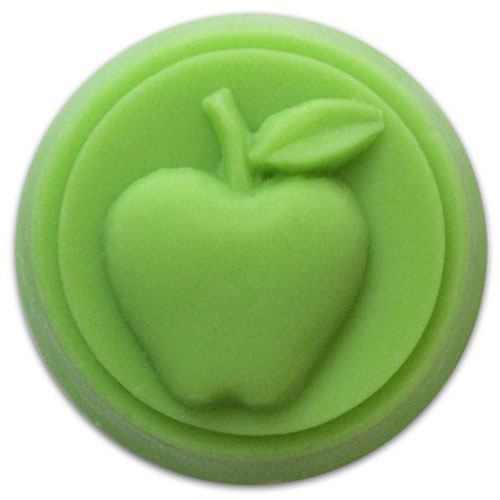 Apple Wax Tart  Mold