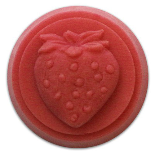  Strawberry Wax Tart Mold