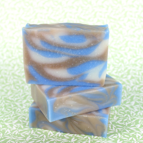 Waves of the Sea Soap Kit