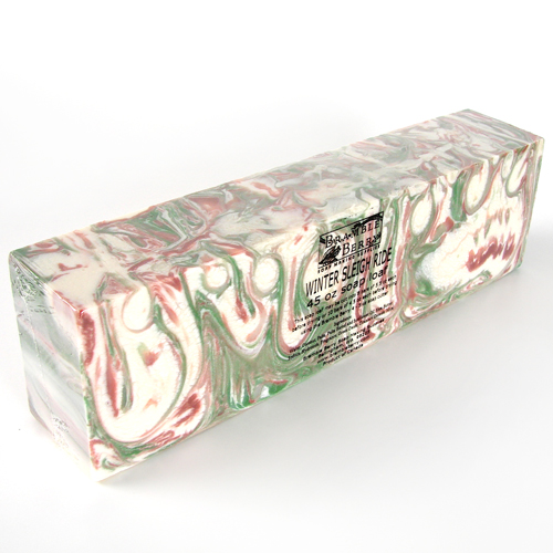 Sleigh Ride CP Soap Loaf - 45 oz
