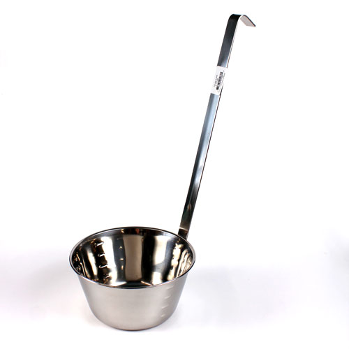 Stainless Steel Dipper, 32 oz