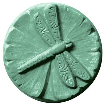 Dragonfly on Lily Pad Mold