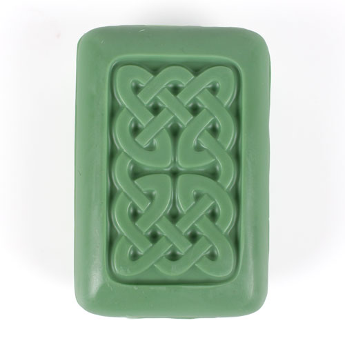 Celtic Rectangle 3D Mold