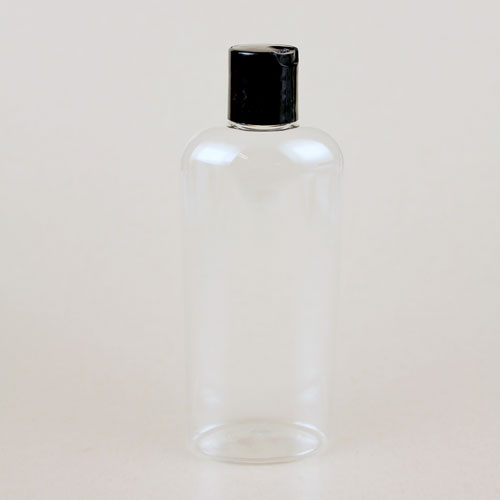 8 oz Bottles (Black Disk Cap)