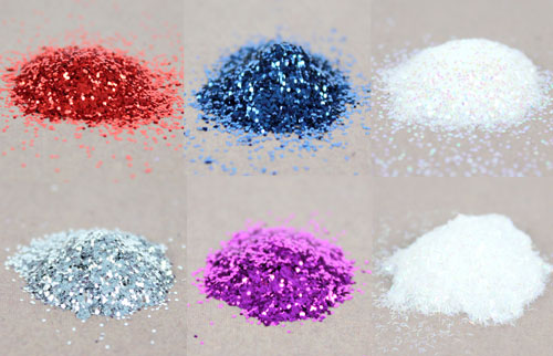 Glitter Sampler Pack