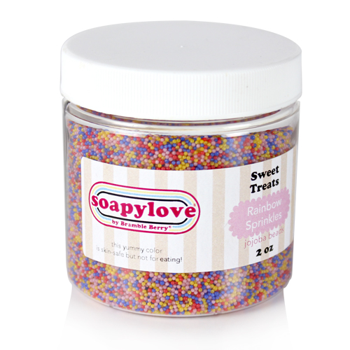 Rainbow Sprinkles - Multi-colored Bulk