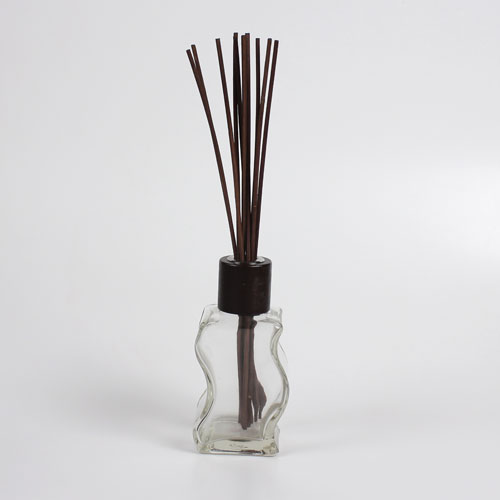 Wave Reed Bottle Kit, Brown
