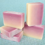 Pink Gradation Cold Process Soap