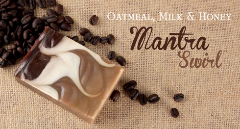 Oatmeal, Milk and Honey fragrance makes a luscious handmade soap