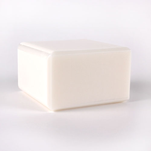White Melt And Pour Soap Base