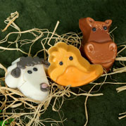 Kid Critters Soap