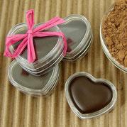 Heart Lip Butter Pot
