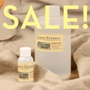 Carrot Extract Sale