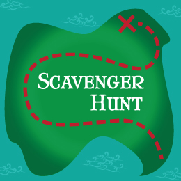 Join Our Scavenger Hunt!