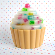 Cupcake Funfetti Soap
