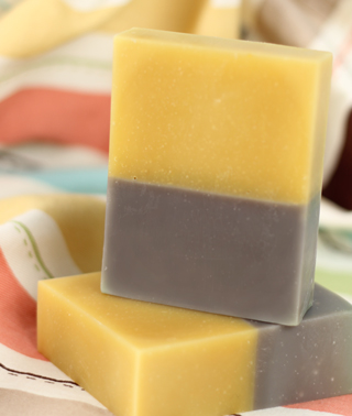 Two Tone soap