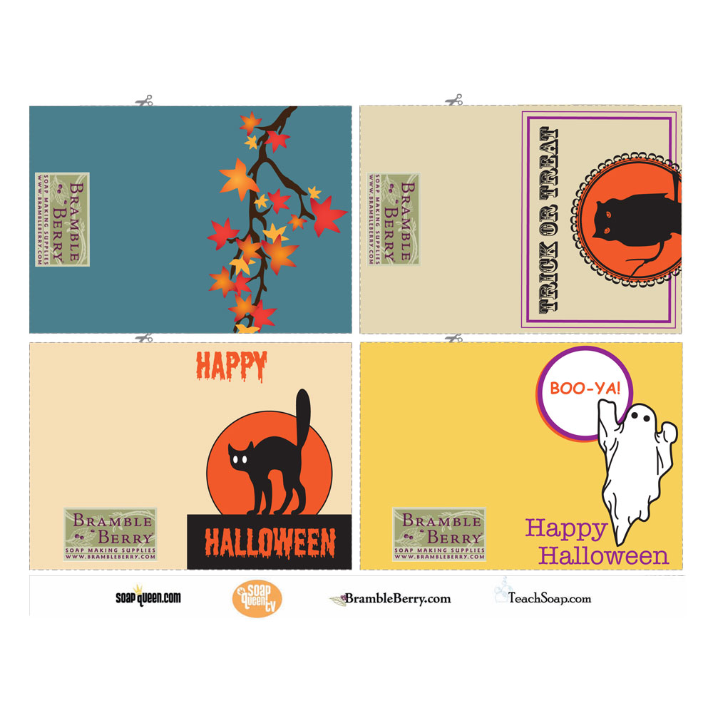 Halloween Cards Download