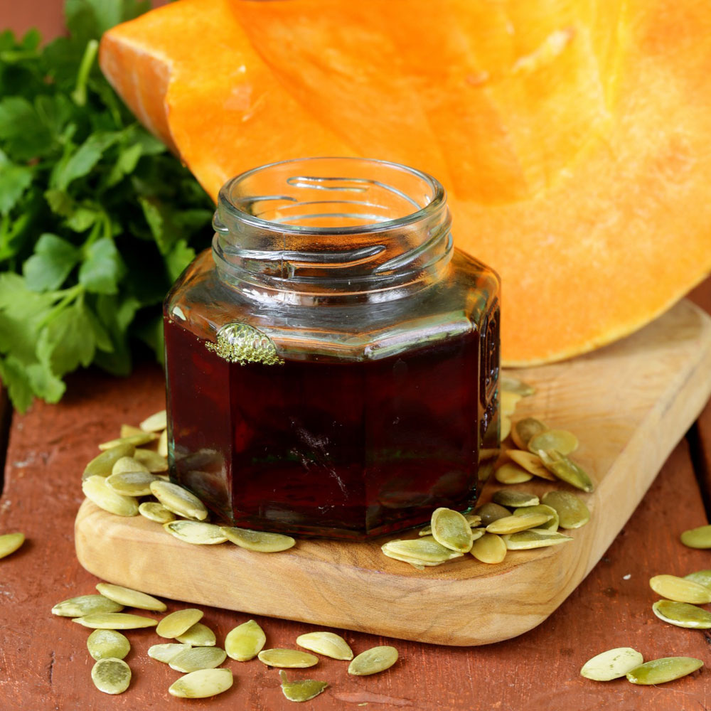 how to use pumpkin seed oil on face