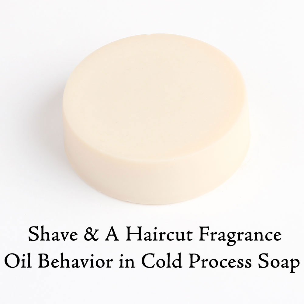 Shave And A Haircut Fragrance Oil