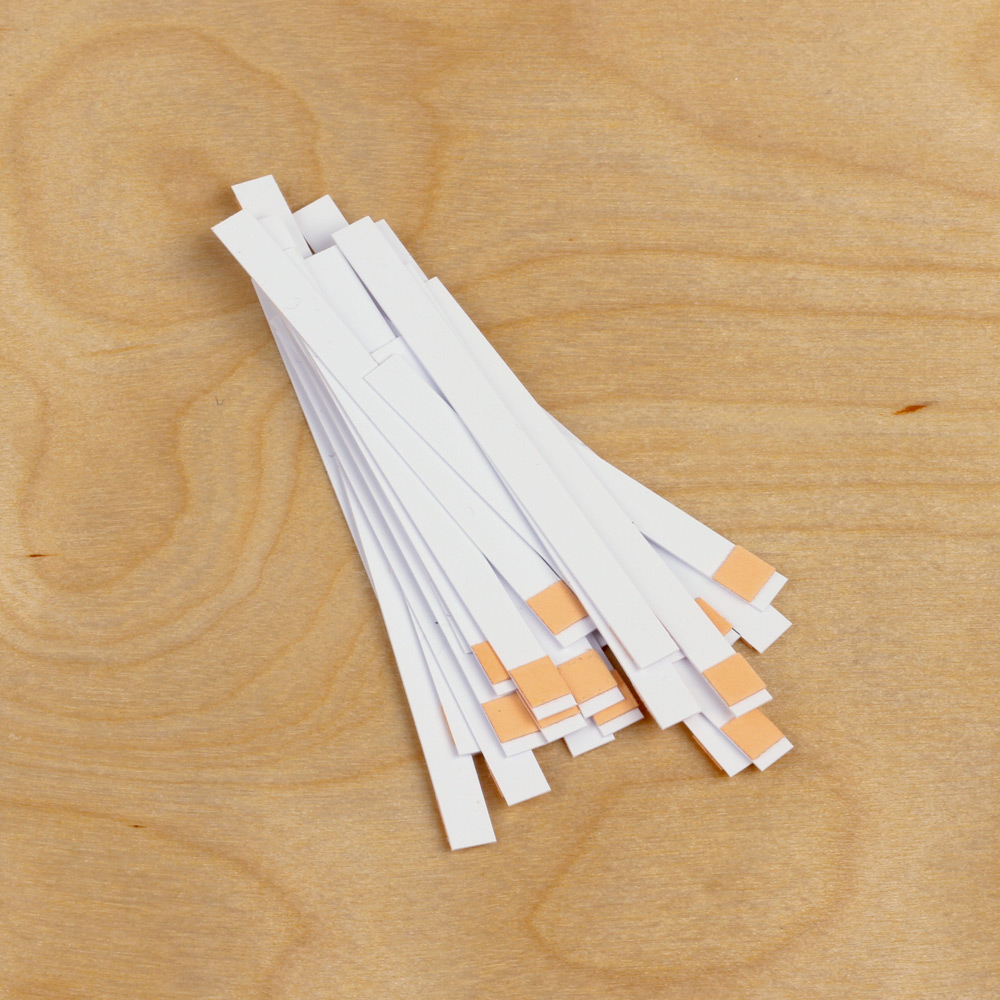 pH Strips, 1 pack of 50