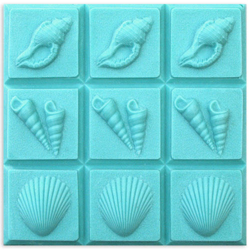3-Shells Tray Mold
