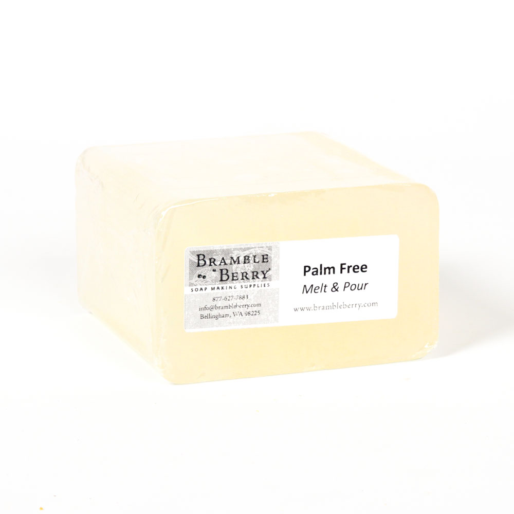SFIC Palm Free Melt and Pour Base - Clear