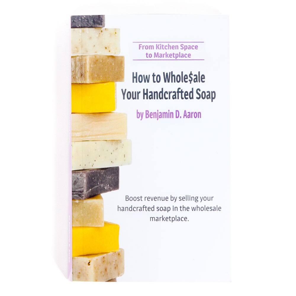 How to Wholesale Your Handcrafted Soap