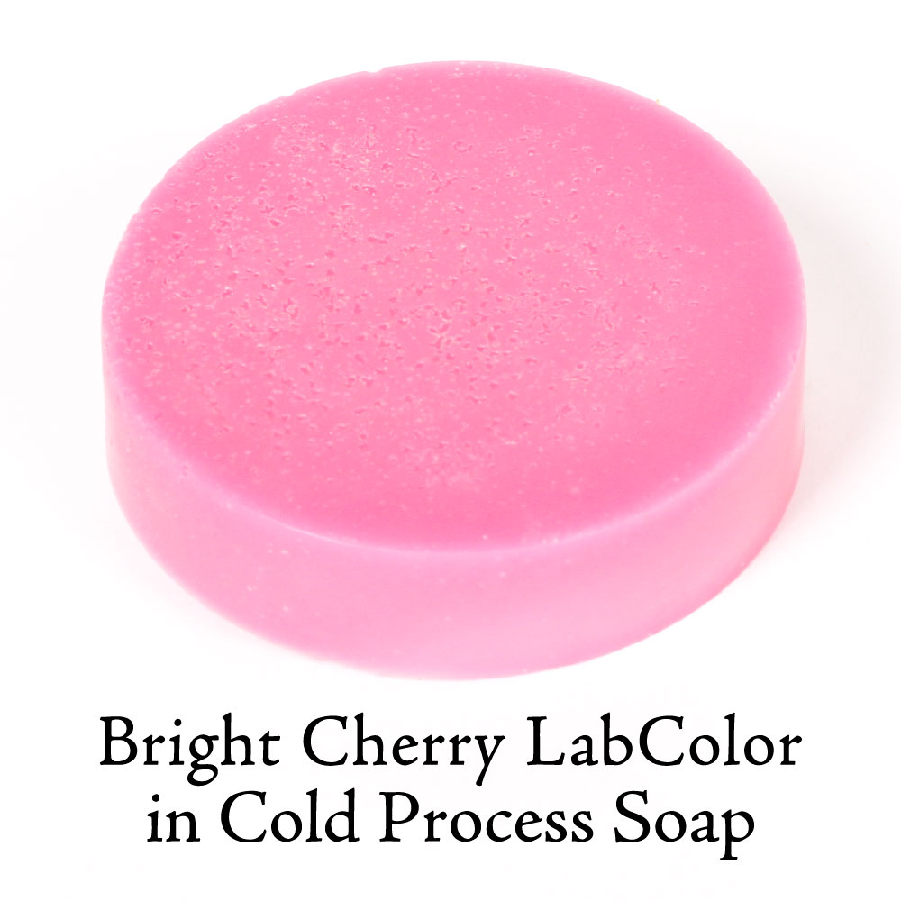 Bright Cherry High pH LabColor