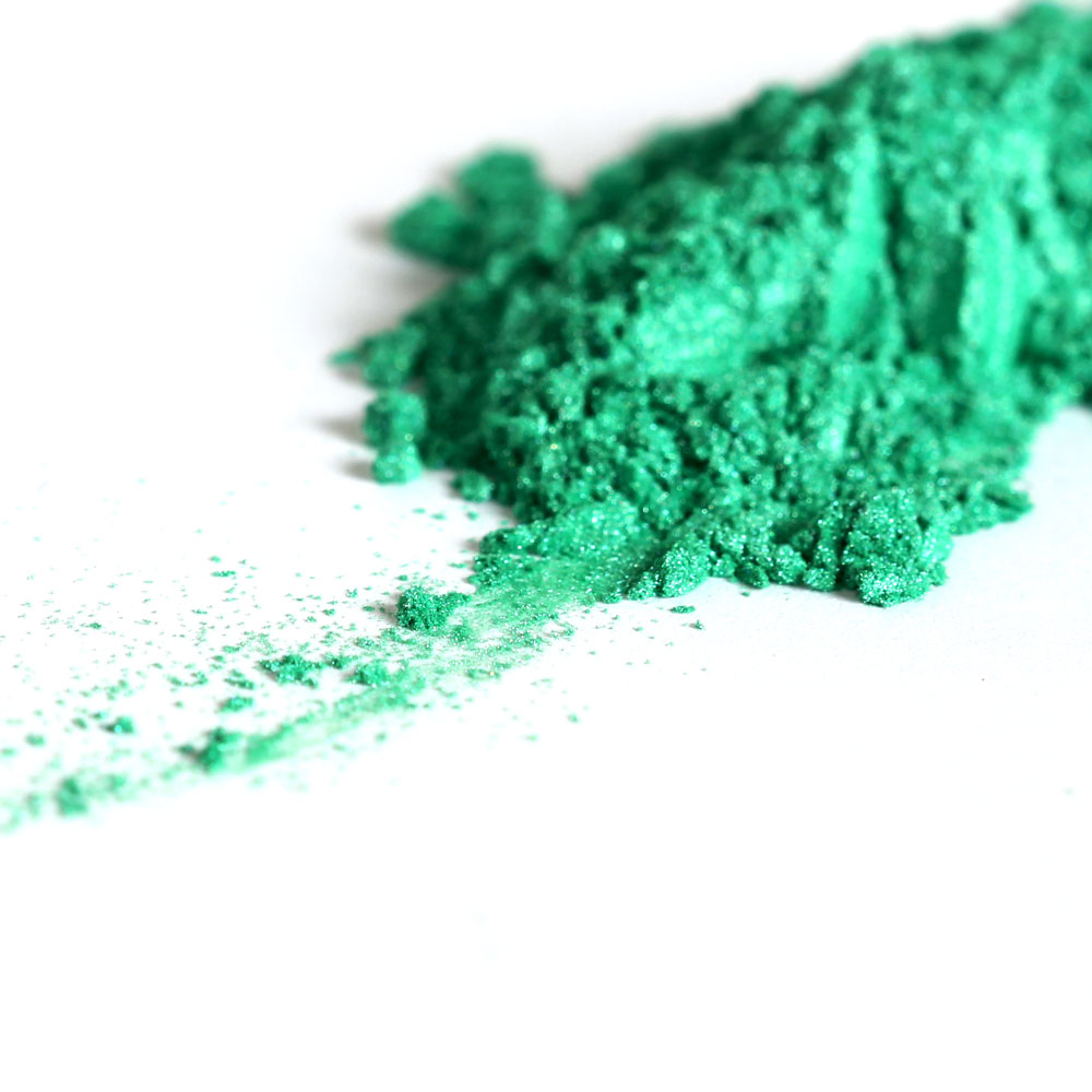Kelly Green Mica