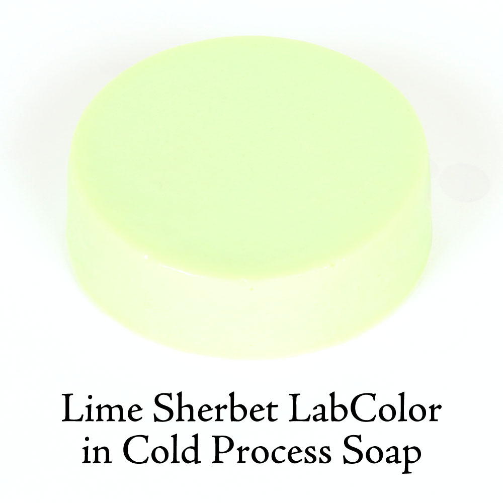 Lime Sherbert LabColor