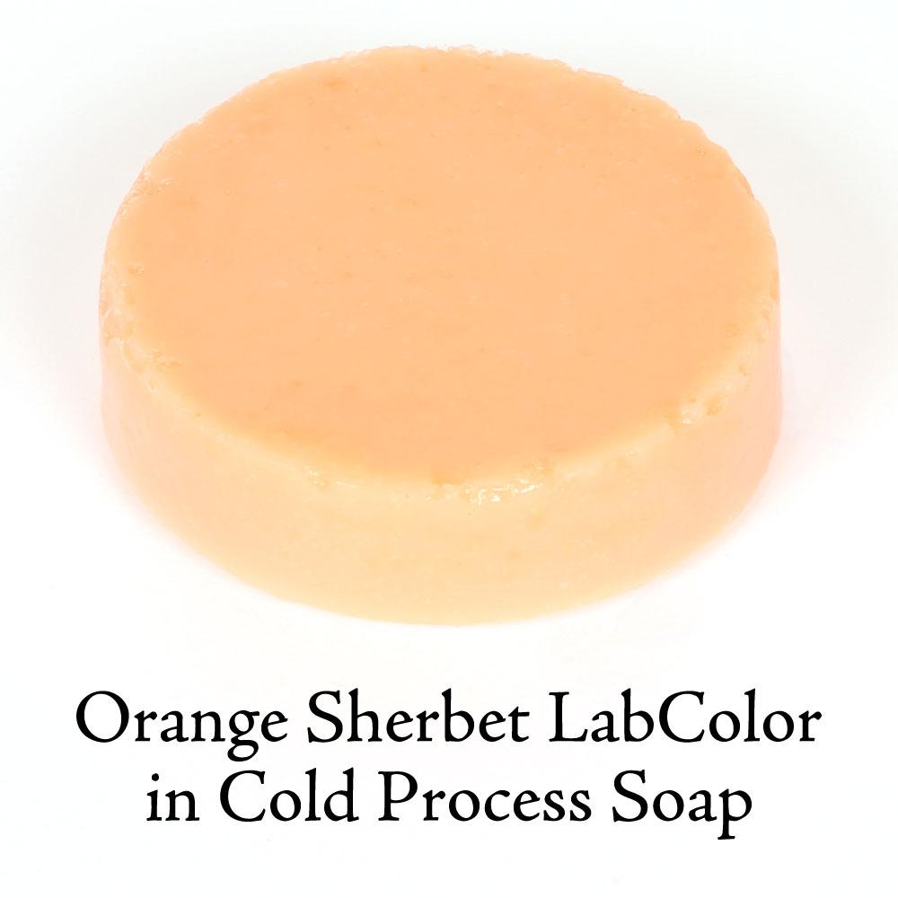 Orange Sherbert High pH LabColor