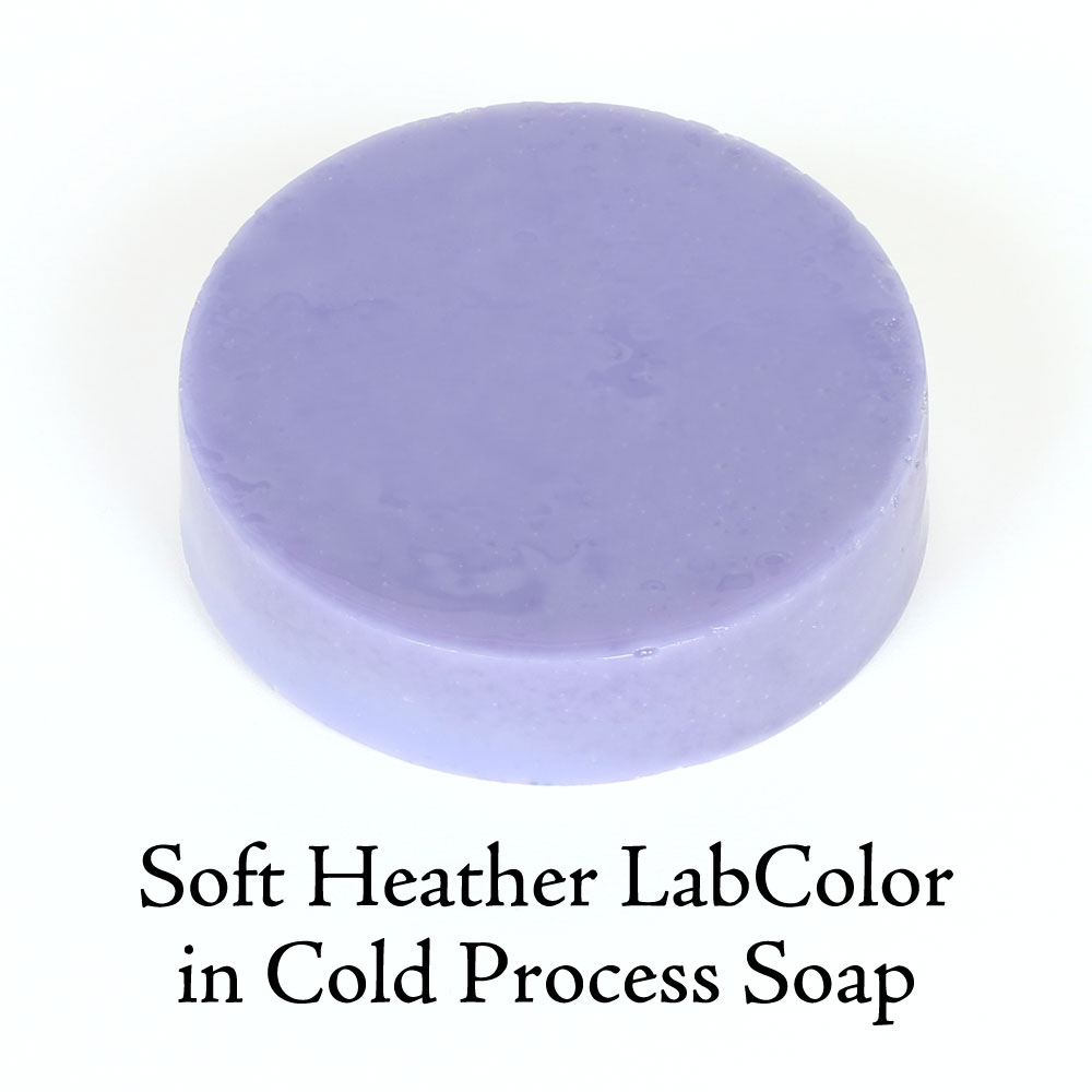 Soft Heather High pH LabColors